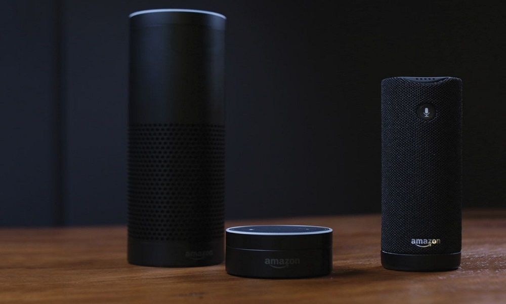 Dispositivos Echo de Amazon con Alexa para dirigir tu casa
