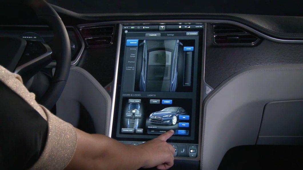 coches electricos con geolocalizacion