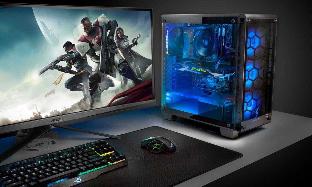 Los mejores componentes para montar un PC gamer en 2019