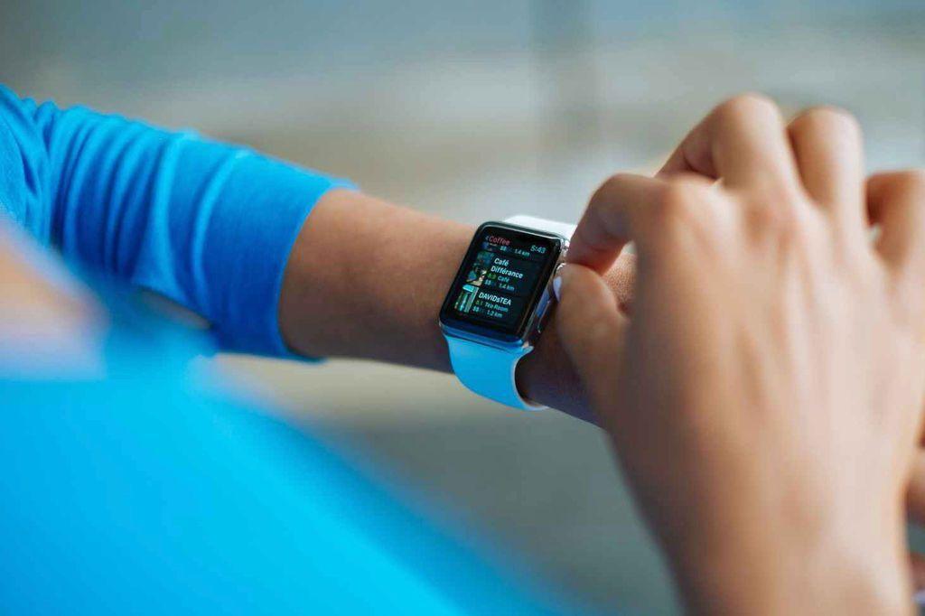 medir el rendimiento físico con una pulsera inteligente