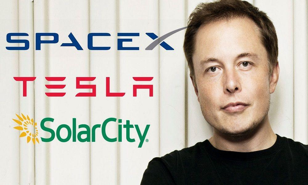 negocios de Elon Musk