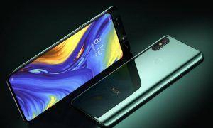 Xiaomi Mi Mix 3, el primer dispositivo deslizante y que elimina el notch
