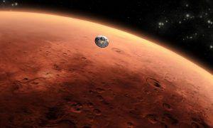 Rusia planea llegar a Marte con un cohete con energía nuclear