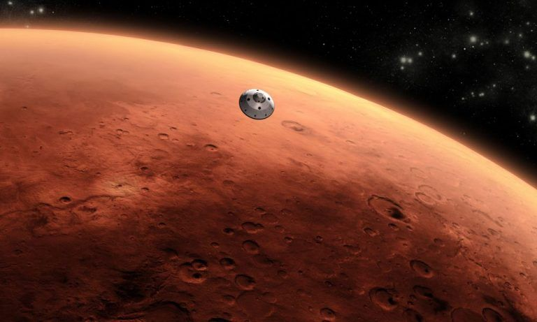 Rusia planea llegar a Marte