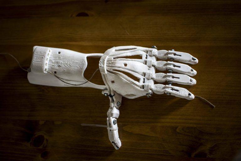 órganos y prótesis creados con impresión 3D