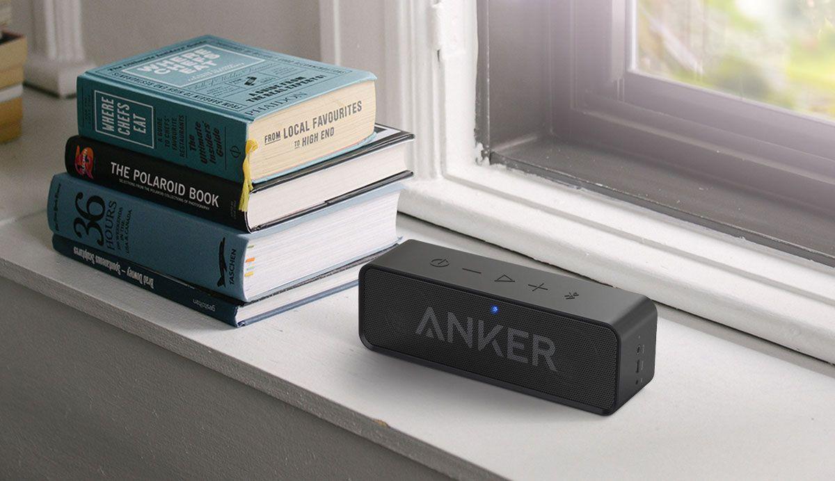 altavoces Bluetooth por menos de 50 euros