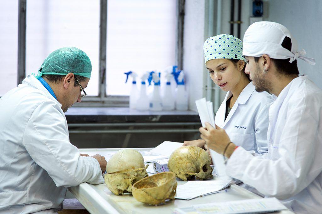 Donar cuerpo a la ciencia