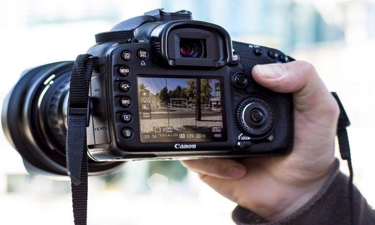 Tipos de cámaras de fotos digitales