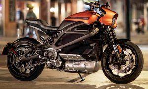 La nueva Harley eléctrica LiveWire es ofical, precios y especificaciones