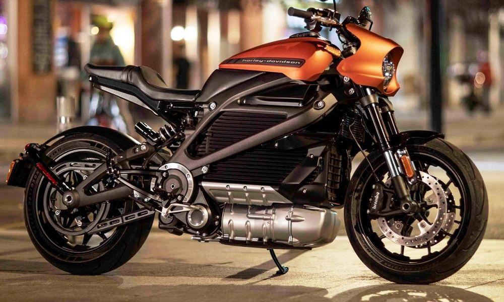 nueva Harley eléctrica Livewire