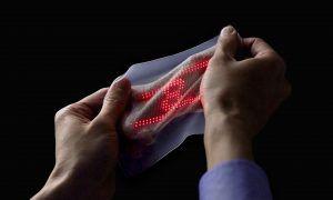 Crean una piel artificial con la que podrás sentir de manera aumentada