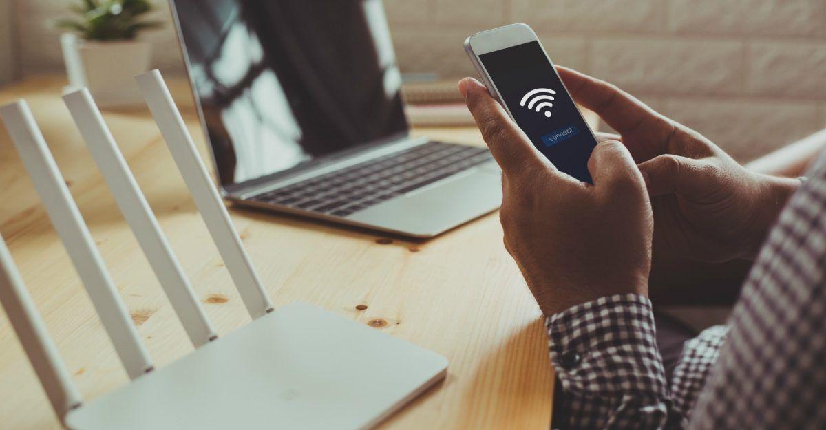 cómo cambiar la contraseña del Wi-Fi