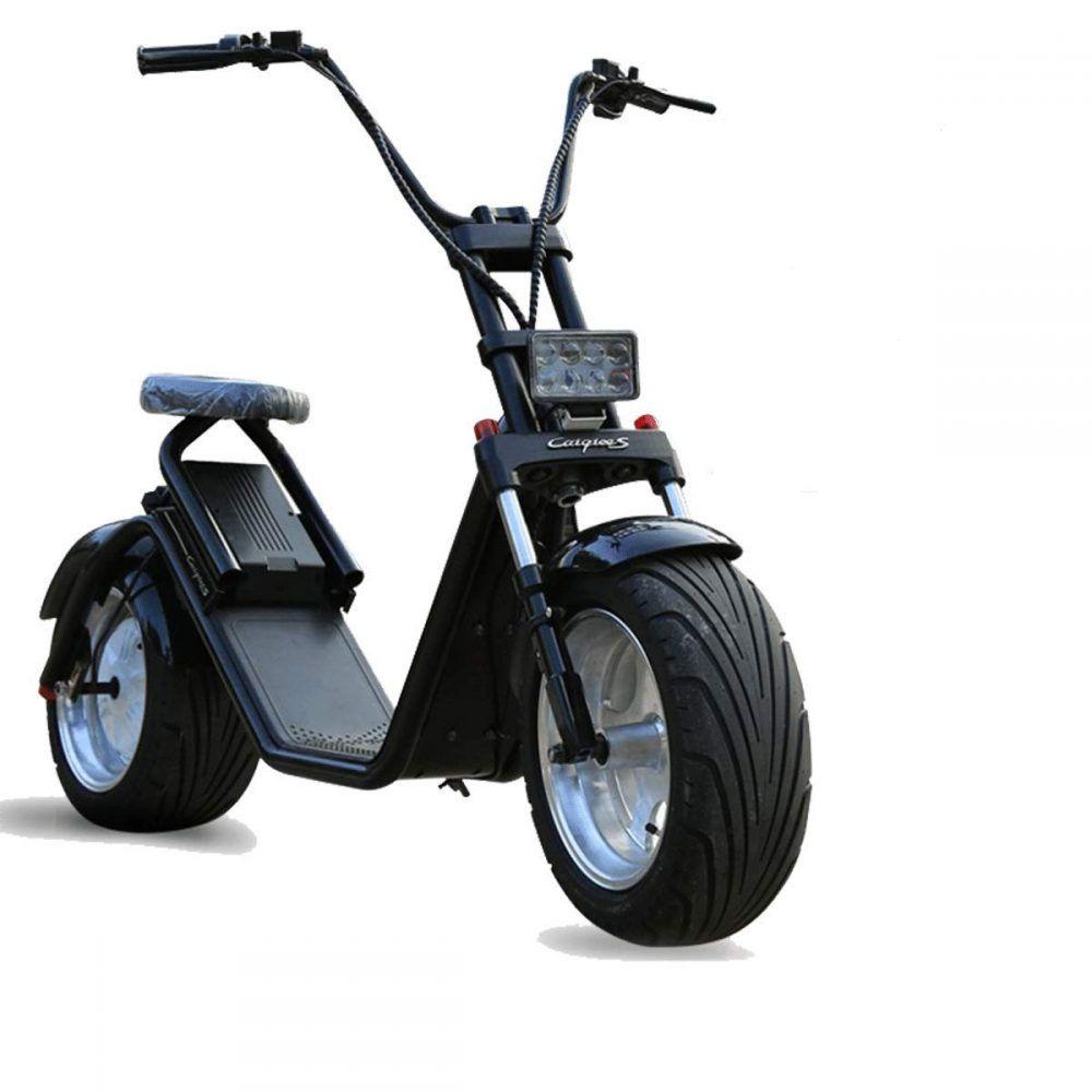 ECOXTREM Moto electrica Scooter Chopper City Coco
