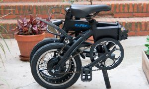 Bicicletas eléctricas plegables, una solución mejor que el patinete