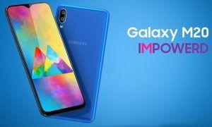 Samsung Galaxy M20, características de este bonito y barato móvil