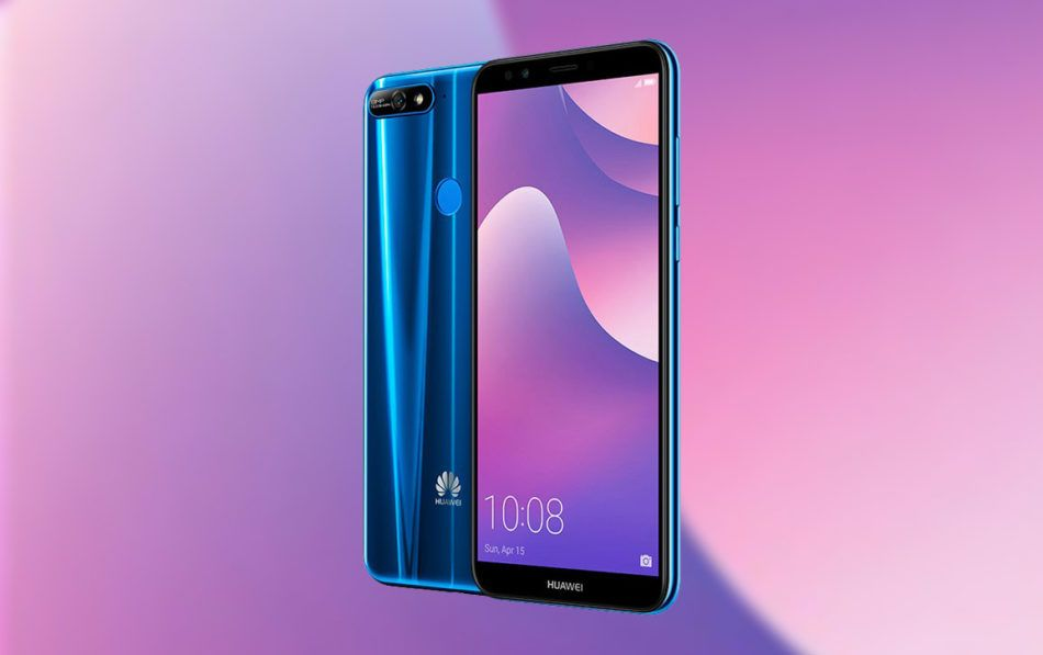 Huawei Y7 promo