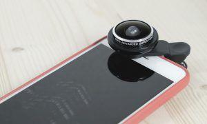Objetivos de fotografía para móviles ¿Qué son y como utilizarlos?