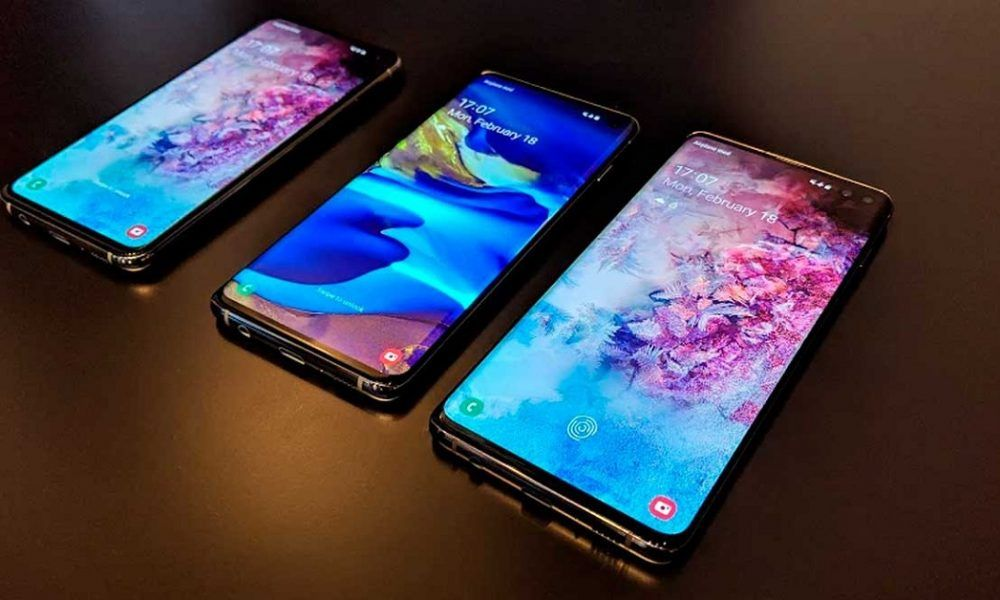 Samsung Galaxy S10, S10+ y S10e