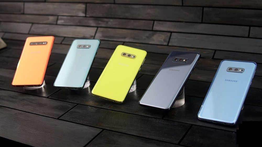Samsung Galaxy S10, S10+ y S10e colores