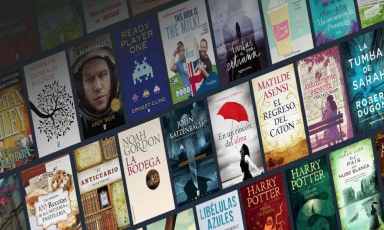 mejores plataformas de ebooks para leer libros