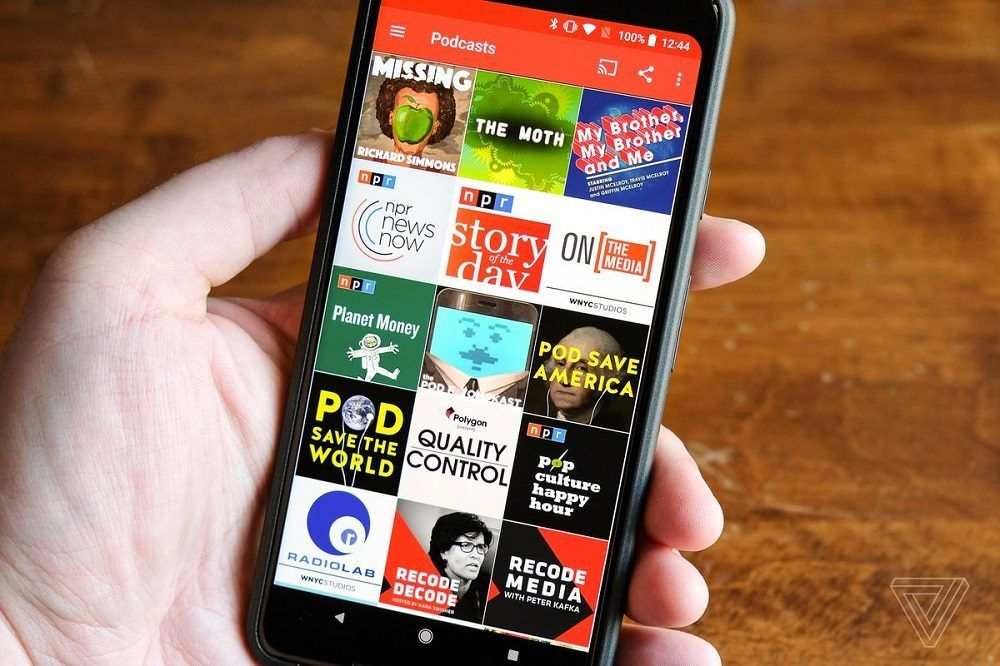 Pocket Casts es la mejor app de podcasts