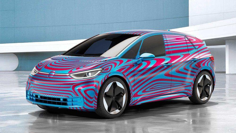 Coche eléctrico Volkswagen ID.3