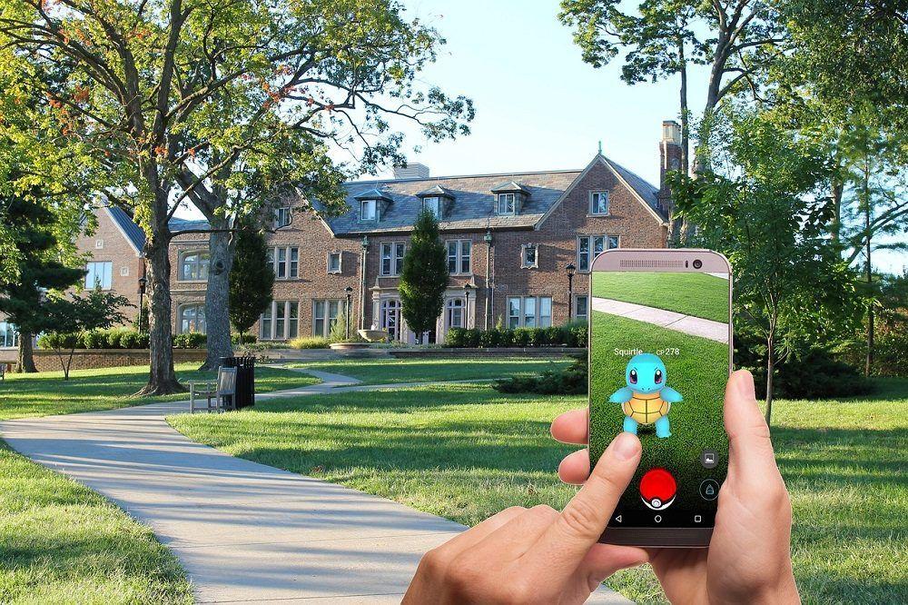 Pokémon GO es uno de los mejores juegos de Android