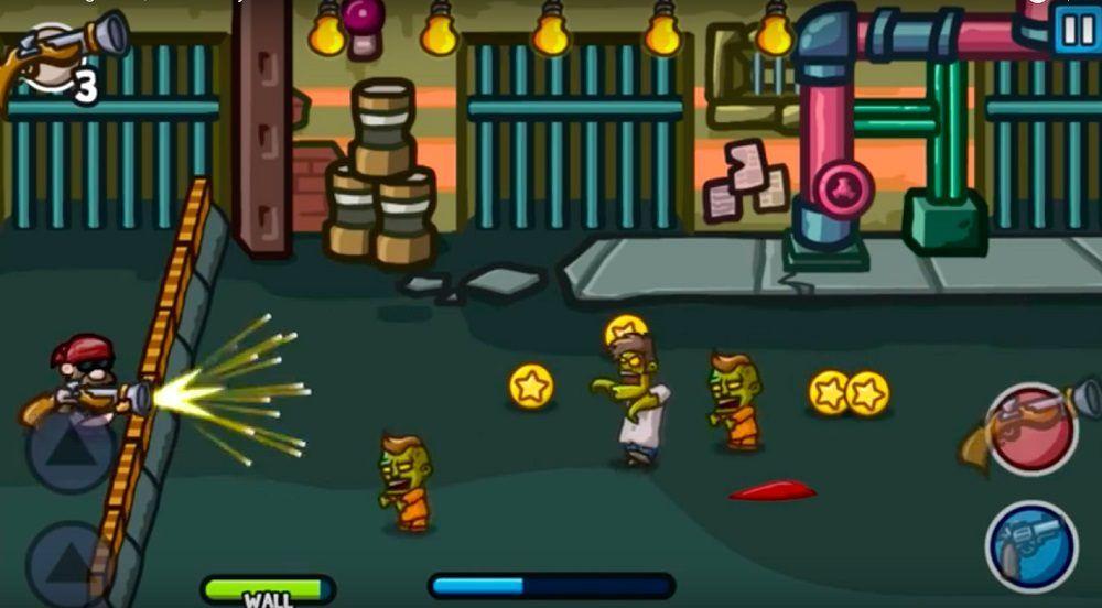 Zombie Guard gratuito en Android