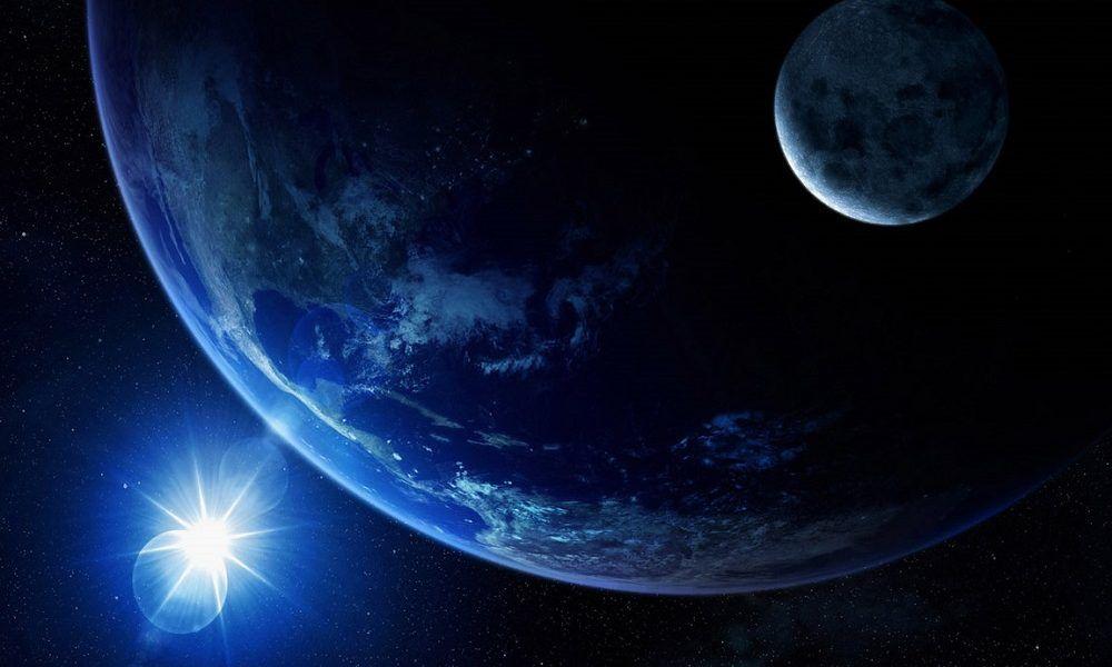 tierra luna y sol
