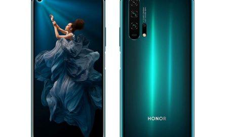 Honor 20, 20 Pro y 20 Lite
