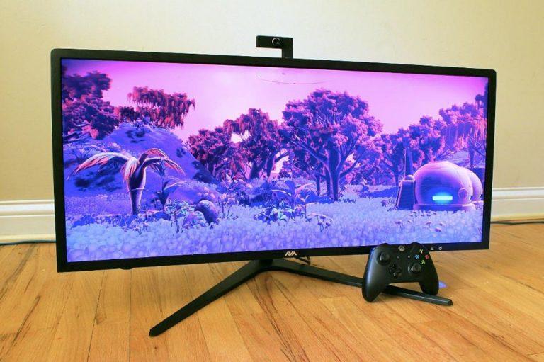 Comprar un monitor para jugar