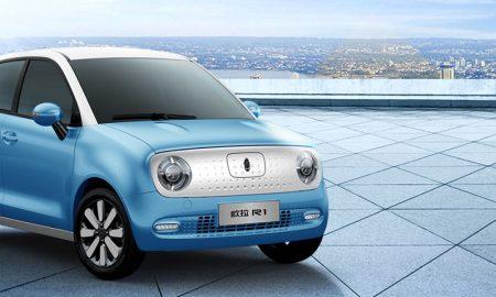 coche eléctrico ORA R1