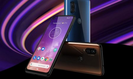 Nuevo smartphone Motorola One Vision