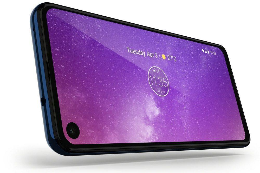 Pantalla del nuevo Motorola One vision