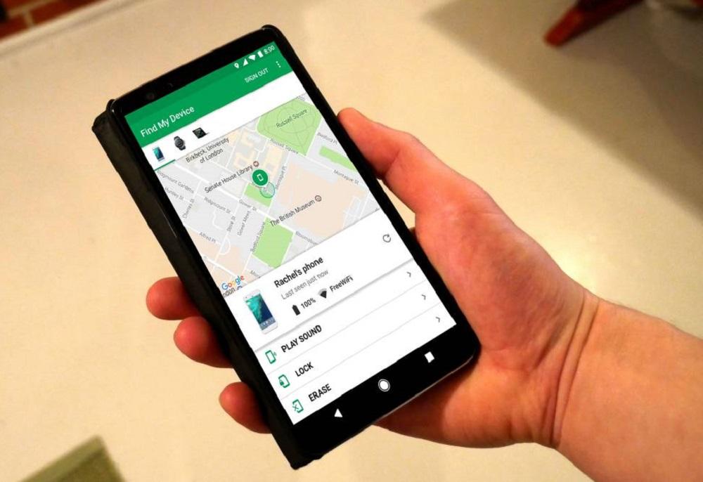 Cómo localizar un móvil robado o perdido