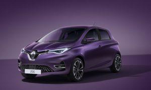Nuevo ZOE 2019: novedades de Renault para liderar la transición eléctrica