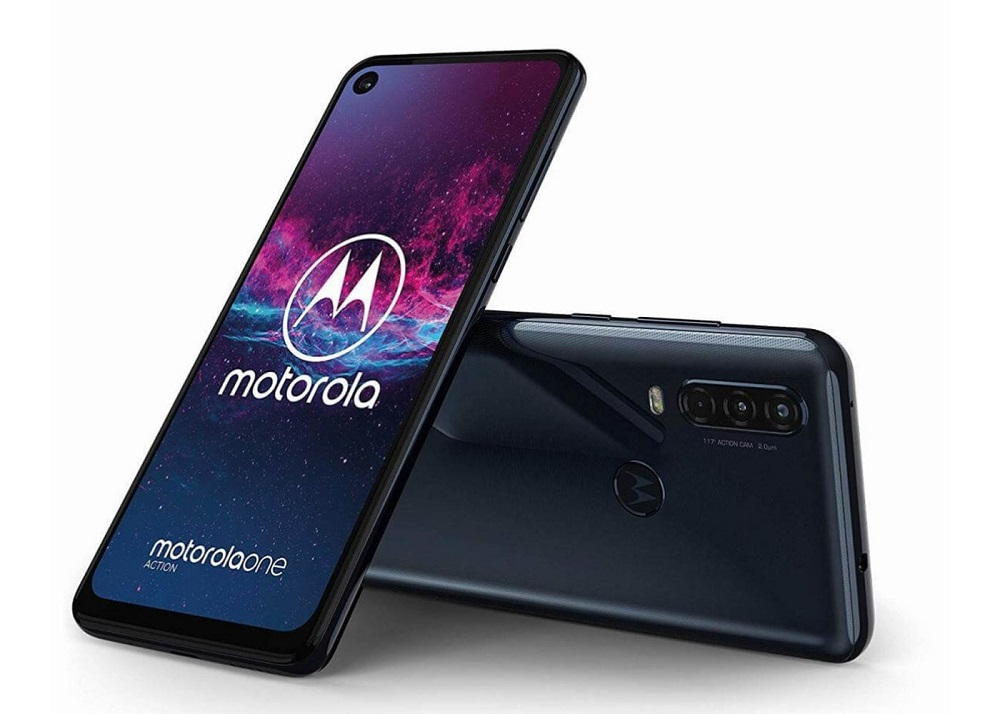 Nuevo Motorola One Action