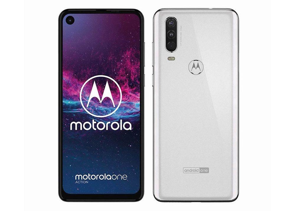 Nuevo gama media de Motorola