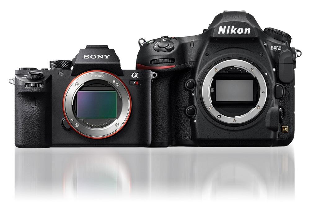 Diferencias de una cámara réflex vs cámara EVIL