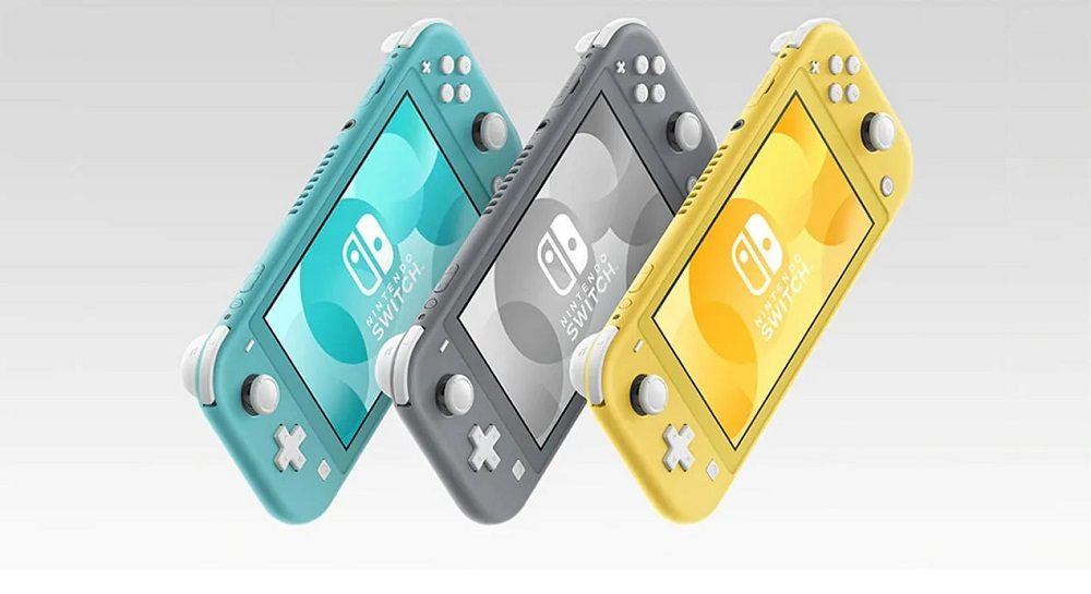 Opiniones de la Nintendo Switch Lite