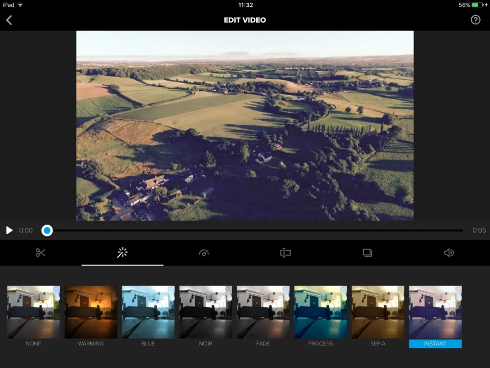 Edita tus vídeos desde el ipad con Splice