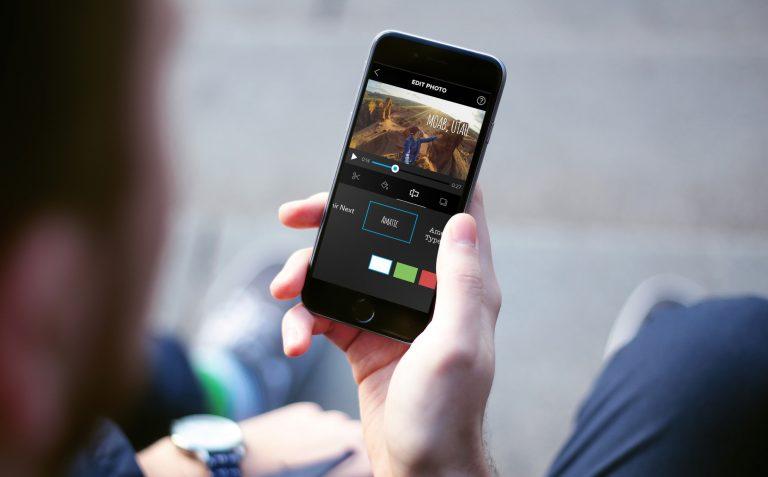 aplicaciones para editar vídeos desde el móvil
