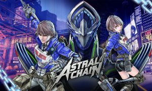 Astral Chain para Nintendo Switch