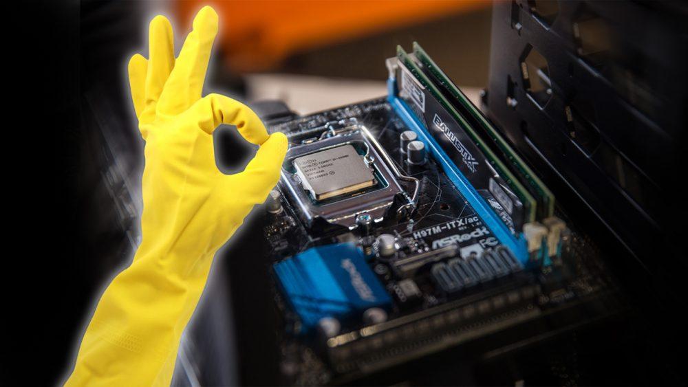 limpieza de ordenador a fondo