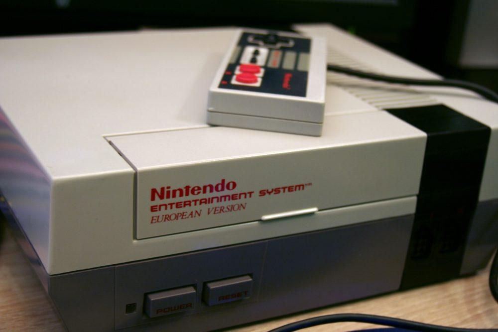 nintendo nes es uno de los gadgets antiguos que pueden tener una segunda oportunidad