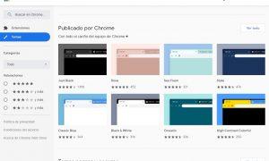 Cómo instalar temas en Google Chrome para cambiar su apariencia