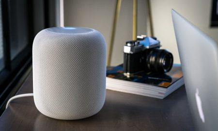 Altavoz inteligente Apple HomePod