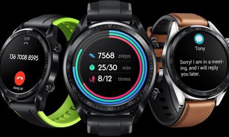 El Huawei Watch GT 2 ha mejorado el diseño de su predecesor
