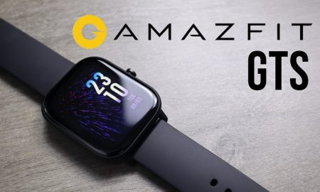 Xiaomi Amazfit GTS, el smartwatch que compite con Apple Watch