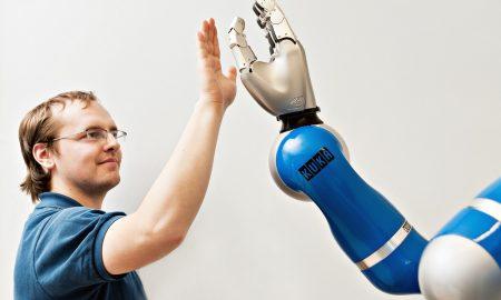 NASA está diseñando robots transformers